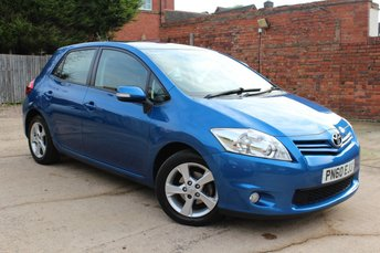 2010 TOYOTA AURIS 1.3 TR VVT-I 5d 101 BHP £5495.00