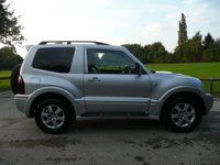USED 2005 55 MITSUBISHI SHOGUN 3.2 4WORK ELEGANCE DI-D SWB AUTO 3 Door 159 BHP Automatic, Leather, Cruise, Air Con, Very Clean