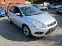 2011 FORD FOCUS 1.6 SPORT 5d AUTOMATIC , ONLY 32000 + SAT NAV  £6499.00