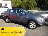 USED 2008 08 NISSAN QASHQAI 2.0 ACENTA DCI 4WD 5d 148 BHP NATIONALLY PRICE CHECKED DAILY