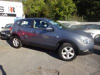 USED 2008 08 NISSAN QASHQAI 2.0 ACENTA 4WD 5d 148 BHP NATIONALLY PRICE CHECKED DAILY