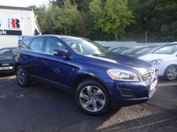 USED 2011 61 VOLVO XC60 2.4 D3 OCEAN RACE EDITION VOR AWD 5d AUTO 161 BHP NATIONALLY PRICE CHECKED DAILY
