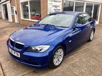 2007 BMW 3 SERIES 2.0 318I SE 4d 128 BHP £4695.00