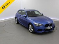 2013 BMW 1 SERIES 2.0 120D M SPORT 3d AUTO 181 BHP £15750.00