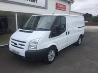 2013 FORD TRANSIT T300 2.2 TDCi 125 6-Speed MWB Low Roof £SOLD