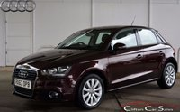 2013 AUDI A1 1.6TDi SPORT SPORTBACK 5 DOOR 103 BHP £11990.00