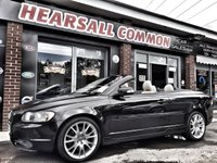 USED 2008 57 VOLVO C70 2.4 D5 SE LUX 2d AUTO 180 BHP WWW.HEARSALLCOMMONCARSALES.CO.UK ~ HPI CLEAR~ANY TRIAL~FINANCE ME FROM £20.00 A WEEK!