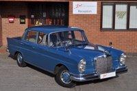 1968 MERCEDES-BENZ S CLASS 2.3 230 S 4d AUTO £19950.00