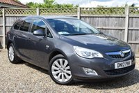 USED 2012 12 VAUXHALL ASTRA 1.6 SE 5d 113 BHP Free 12 month warranty