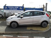 USED 2010 60 FORD FIESTA 1.2 EDGE 5d 81 BHP New Mot and Service on collection