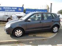 2006 VOLKSWAGEN POLO 1.4 S 5d 79 BHP £3295.00
