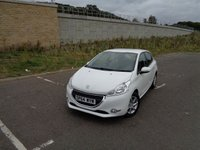USED 2014 64 PEUGEOT 208 1.0 ACTIVE 5d 68 BHP MEDIA CENTRE!!!