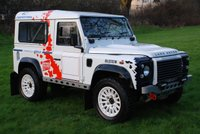 USED 2014 63 LAND ROVER DEFENDER 90 2.2TD BOWLER MOTORSPORT EDITION * No. 5 of 18 * VERY RARE *