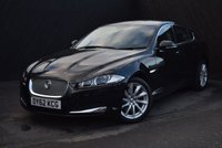2012 JAGUAR XF 2.2 D LUXURY 4d AUTO 163 BHP £15950.00