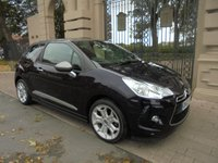 USED 2013 63 CITROEN DS3 1.6 DSTYLE 3d AUTO 120 BHP *FINANCE ARRANGED*PART EXCHANGE WELCOME*