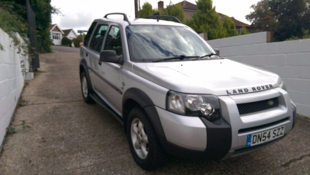 2004 54 LAND ROVER FREELANDER 1.8 SE STATION WAGON 5d 116 BHP