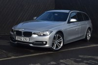 2012 BMW 3 SERIES 2.0 320D SPORT TOURING 5d 181 BHP £15490.00