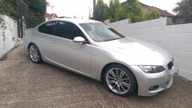 2008 58 BMW 3 SERIES 2.0 320I M SPORT 2d 168 BHP
