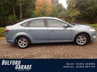 2010 FORD MONDEO 1.8 ZETEC TDCI 5d 125 BHP £5975.00