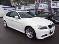 2011 BMW 3 SERIES 2.0 320D M SPORT 4d 181 BHP £11295.00