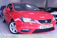 2013 SEAT IBIZA 1.4 TOCA 85 BHP 3d £5785.00