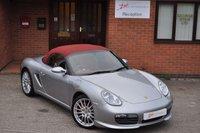 2008 PORSCHE BOXSTER 3.4 RS60 SPYDER 2d 303 BHP £21950.00