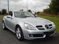 2009 MERCEDES-BENZ SLK 1.8 SLK200 KOMPRESSOR 2d AUTO 184 BHP £9990.00