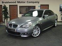 2009 BMW 5 SERIES 2.0 520D M SPORT BUSINESS EDITION 4d AUTO 175 BHP £9950.00