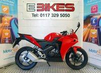 2014 HONDA CBR 125cc CBR 125 R-D  £1995.00