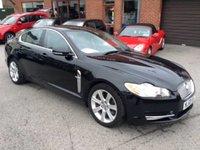 2010 JAGUAR XF 3.0 V6 LUXURY 4d AUTO 240 BHP £12000.00
