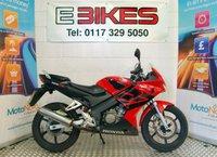 2004 HONDA CBR 125 R-4  £1495.00