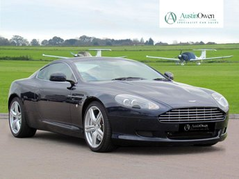 2010 ASTON MARTIN DB9 5.9 V12  JUST SERVICED AT ASTON MARTIN £62990.00
