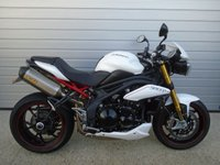 2014 TRIUMPH SPEED TRIPLE 1050