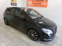 USED 2014 64 MERCEDES-BENZ B CLASS 1.8 B200 CDI BLUEEFFICIENCY SPORT 5d AUTO 136 BHP VERY GOOD VALUE FOR MONEY