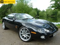 2003 JAGUAR XKR 4.2 XKR COUPE 2d AUTO 290 BHP £15000.00