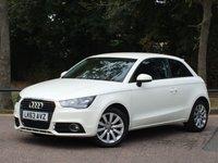 2013 AUDI A1 1.4 TFSI SPORT 3d AUTO 122 BHP £12495.00