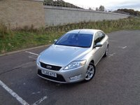 USED 2011 FORD MONDEO 2.0 SPORT 5d 145 BHP