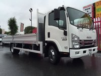 USED 2016 66 ISUZU FORWARD ISUZU N75.15150E EASYSHIFT 21' DROPSIDE 4.0 TON PAYLOAD! - 3 YEARS UNLIMITED MILEAGE WARRANTY - 3 YEARS ROADSIDE ASSISTANCE - BLUETOOTH - DAB RADIO - 6 SPEED CLUTCH Free Easyshift