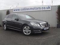 2010 MERCEDES-BENZ E CLASS 3.0 E350 CDI BLUEEFFICIENCY AVANTGARDE 5d AUTO 265 BHP £16999.00