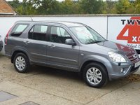 2005 HONDA CR-V 2.2 I-CTDI EXECUTIVE 5d 138 BHP £4995.00