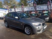 2011 BMW X1 2.0 SDRIVE18D M SPORT 5d 141 BHP £8695.00