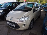 USED 2009 59 FORD KA 1.2 STYLE PLUS 3d 69 BHP WE STRIVE FOR 94% FINANCE APPROVALS