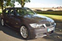 2006 BMW 3 SERIES 2.5 325I M SPORT 5d AUTO 215 BHP £6999.00