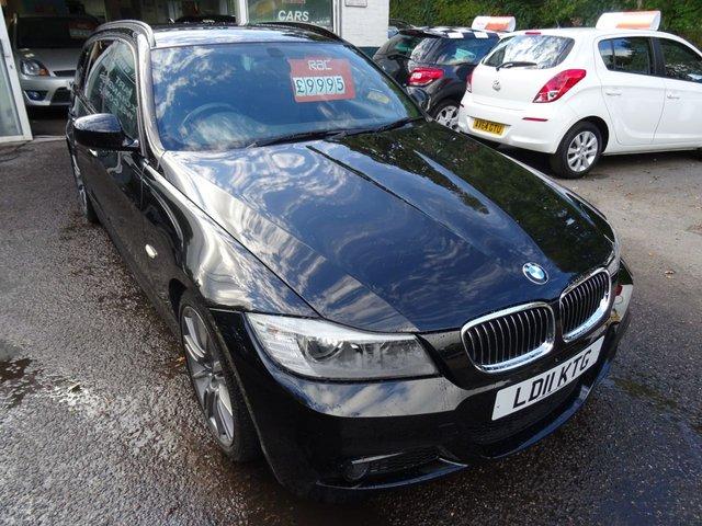 2011 11 BMW 3 SERIES 2.0 318D SPORT PLUS EDITION TOURING 5d 141 BHP