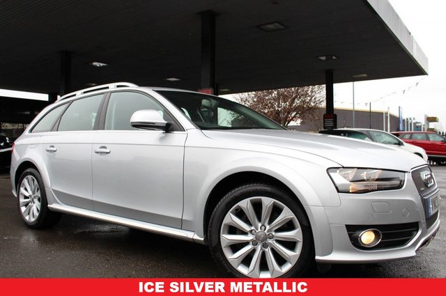 AUDI A4 ALLROAD at Derby Trade Cars