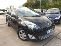 2011 RENAULT SCENIC 1.5 DYNAMIQUE TOMTOM DCI 5d 110 BHP £7495.00