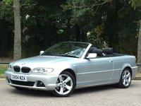 2004 BMW 3 SERIES 3.0 330CI SE 2d AUTO 228 BHP £6995.00