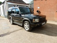 2003 LAND ROVER DISCOVERY 2.5 TD5 XS 5d 136 BHP £4750.00
