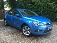 2010 FORD FOCUS 1.6 ECONETIC TDCI S/S 5d 109 BHP £4989.00