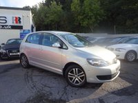 USED 2010 59 VOLKSWAGEN GOLF PLUS 1.4 SE TSI 5d 121 BHP NATIONALLY PRICE CHECKED DAILY